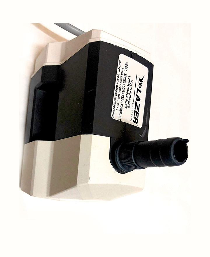 lazer spring submersible pump