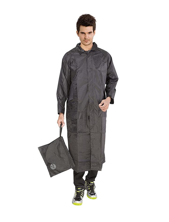 life trading men's rain raincoat