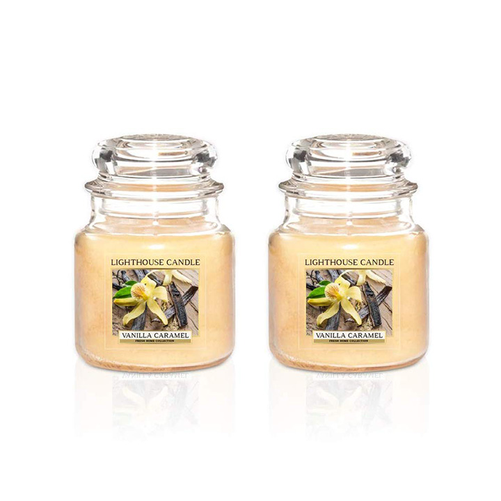 lighthouse scented candles