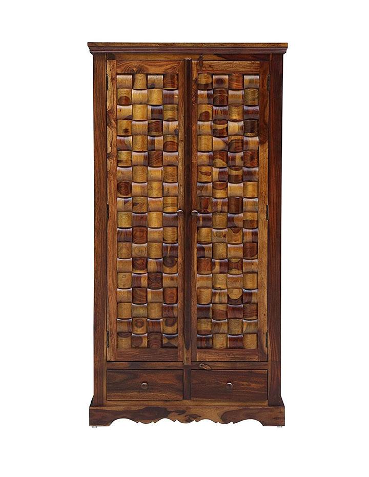 made wood made way solid wood wardrobe