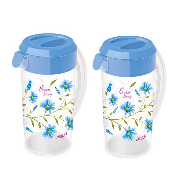 milton plastic water jug