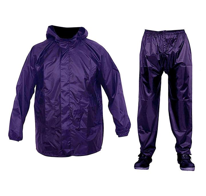 opulent sd raincoat