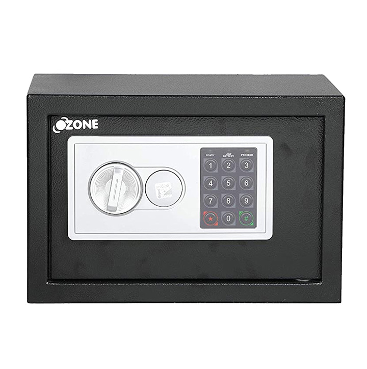 ozone safety solutions bas-05 electronic safe