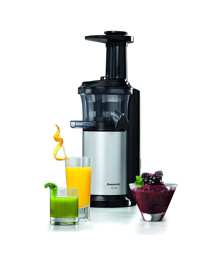 panasonic cold press slow juicer