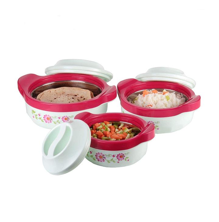 primelife marvel plastic casserole set of 3