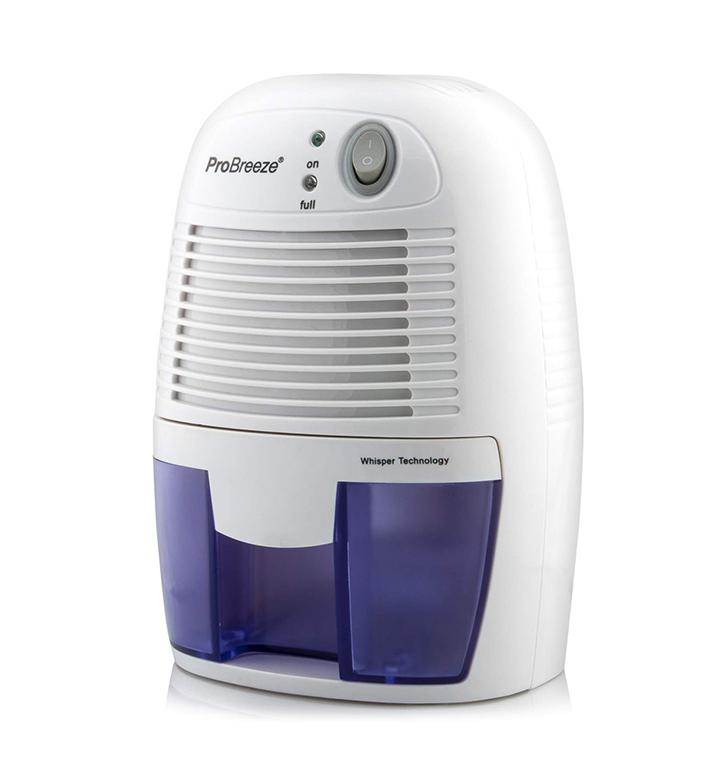 pro breeze dehumidifier 1100 cubic feet