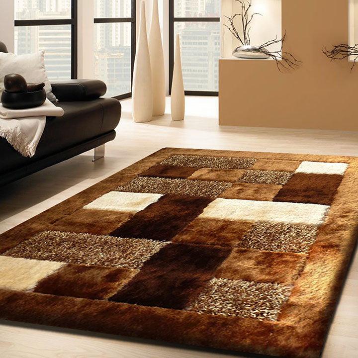 shaggy carpet for living room