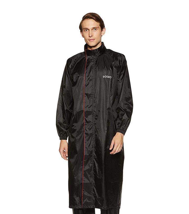 solimo raincoat