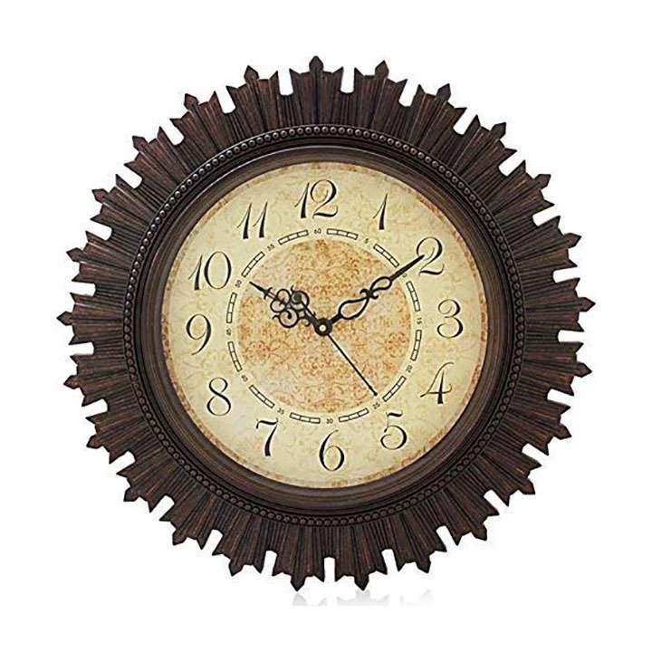 steven quartz wall clock