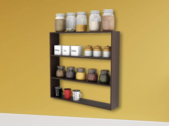 wall mounted dish rack india