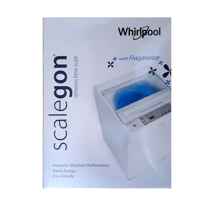 whirlpool scalegon descale powder