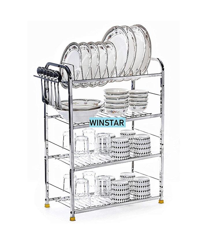 winstar stainless steel drain rack