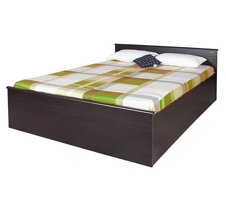 zuari king size bed with storage