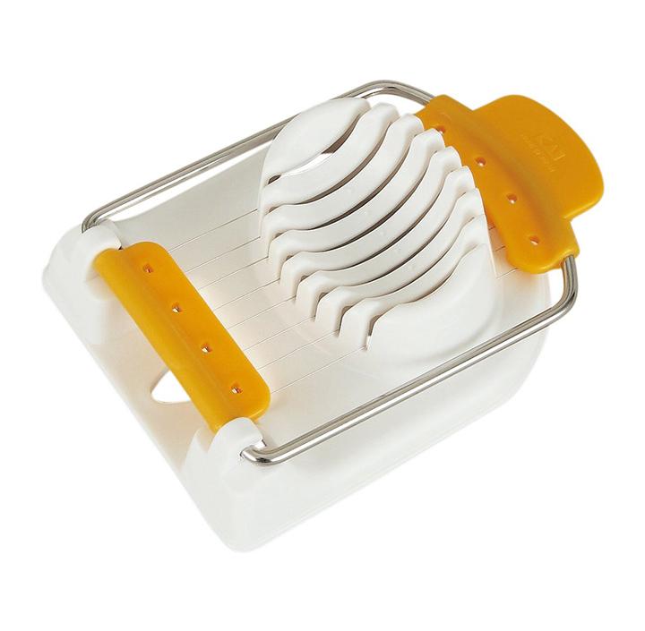 kai japan stainless steel egg slicer