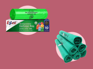 best biodegradable garbage bags india