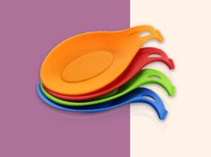 best heat resistant spoon holder pad in india