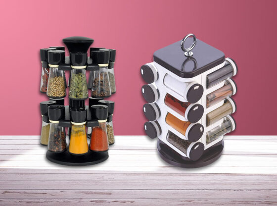best revolving spice rack
