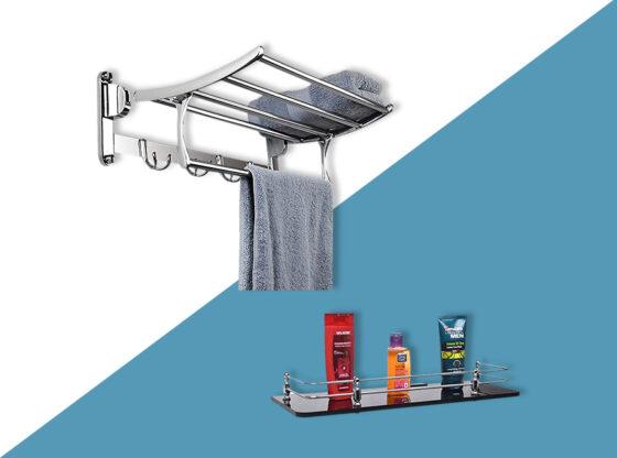 best towel rack for bathroom