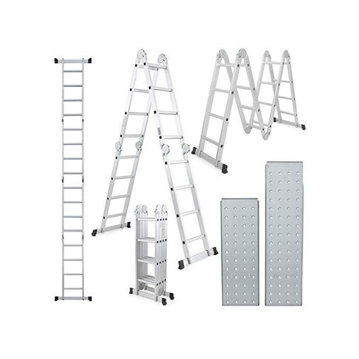 champion ladders aluminium multipurpose