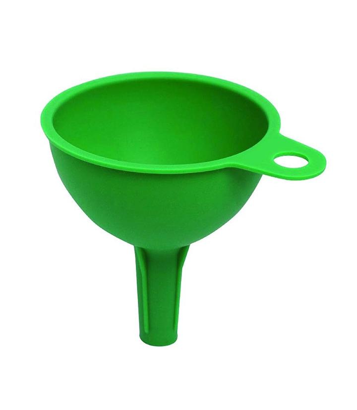 deodap silicone rubber funnel