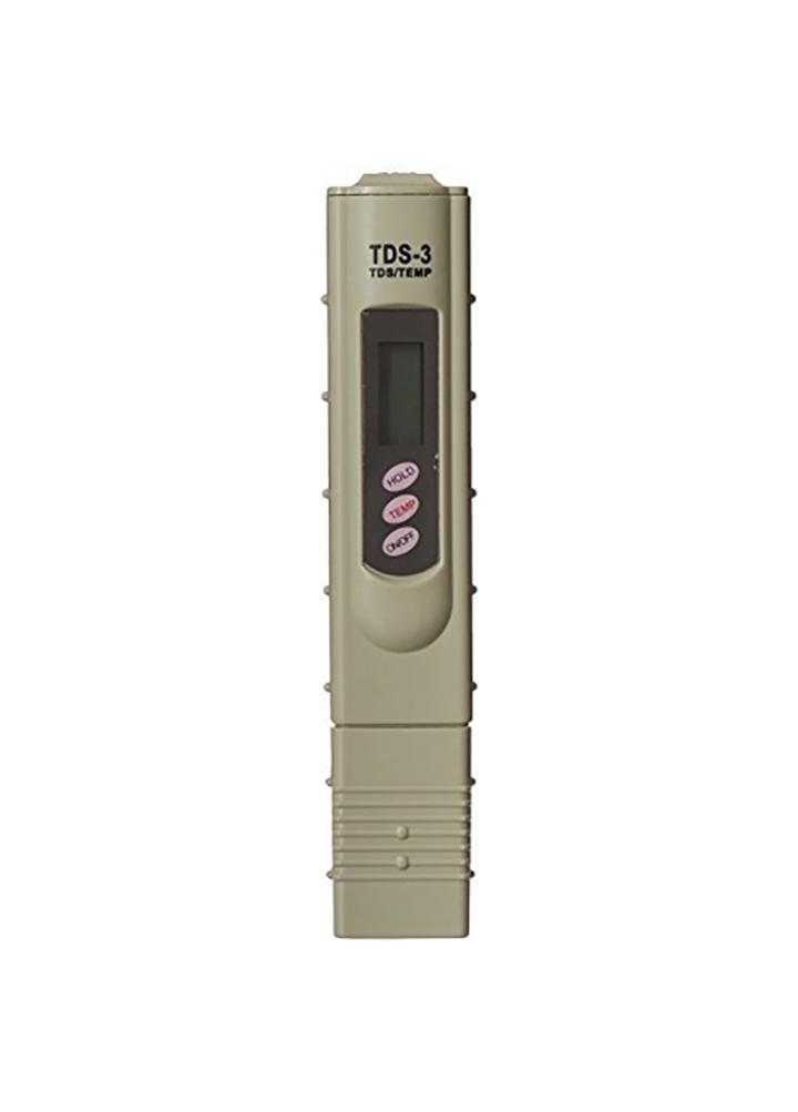 digital lcd tds meter waterfilter tester for measuring tds3tempppm