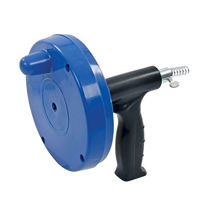 drain unblocker - handy extendable wire plumbing tool