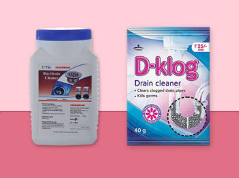 drainage block remover powder