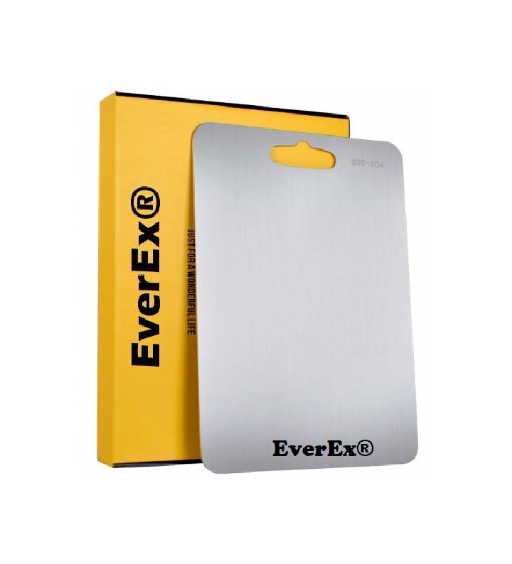 everex stainless steel chopping board
