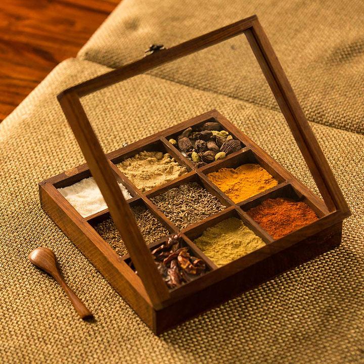 exclusivelane spice box