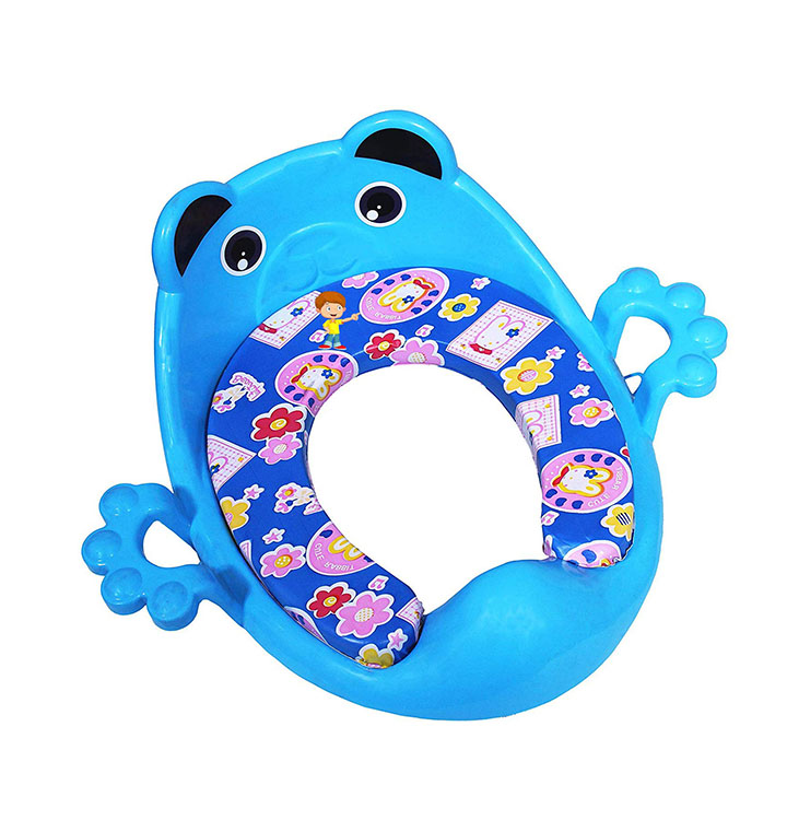 flipzon premium baby cushioned potty seat