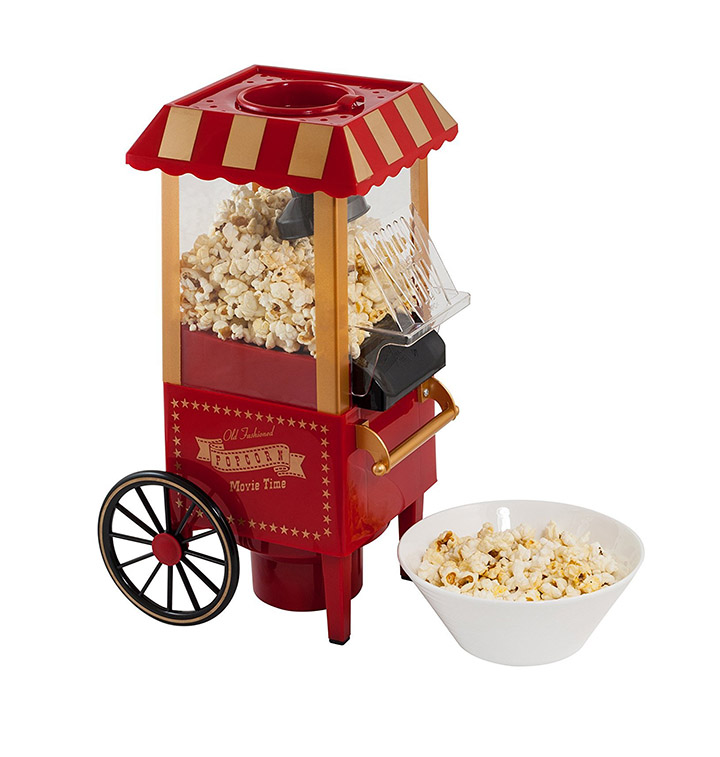 godskitchen electrics popcorn maker machine