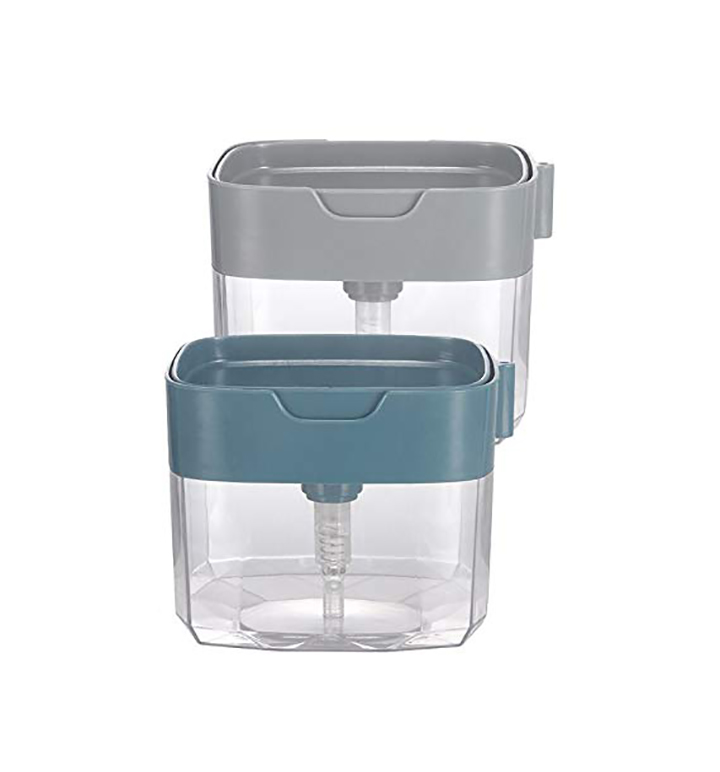 home cube 2 in 1 soap dispenser