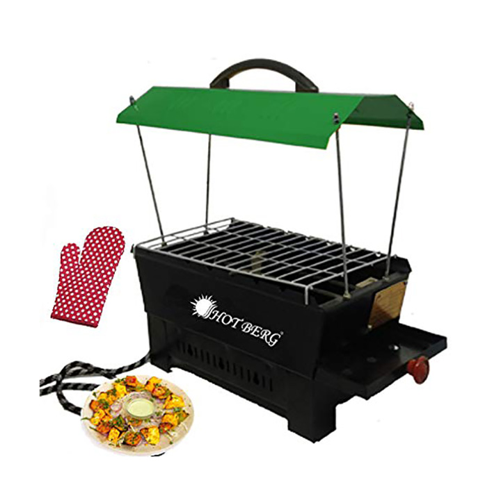 hot berg charcoal grill