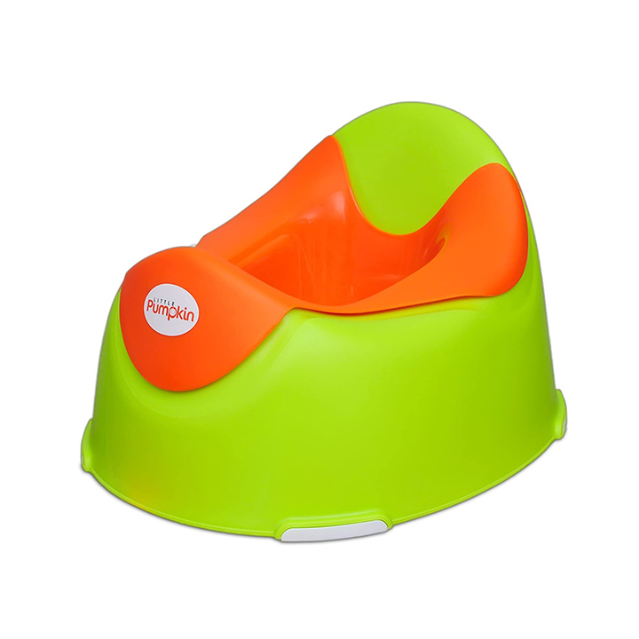 little pumpkin potty seat