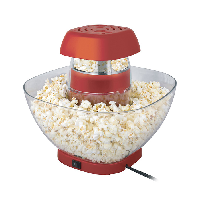 mini chef electric tandoor popcorn maker