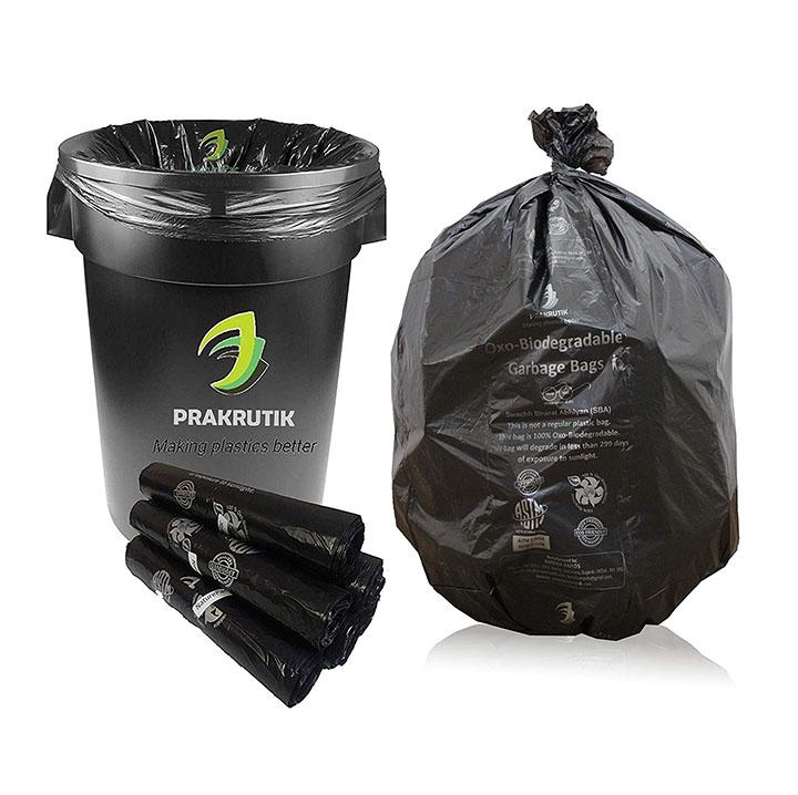 naturepac garbage bags biodegradable