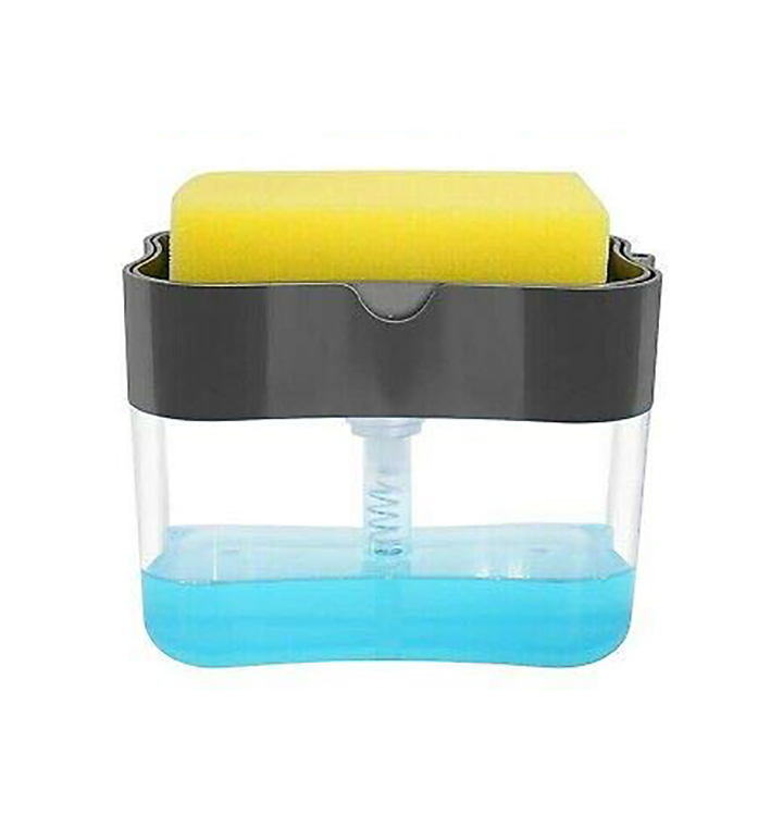 ngel abs plastic soap pump dispenser with holder