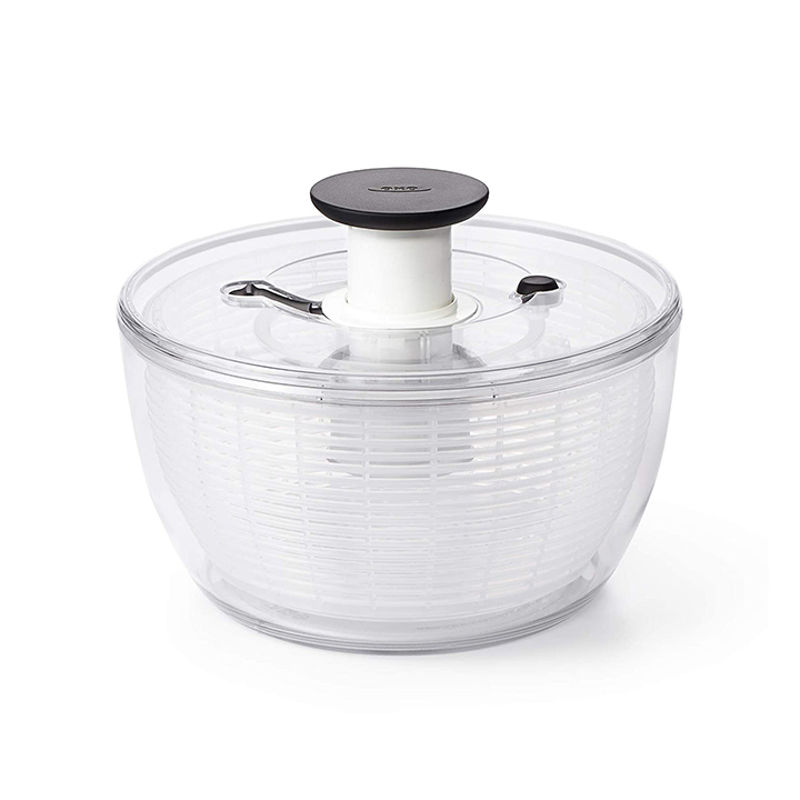 oxo good grips 5 quart salad spinner