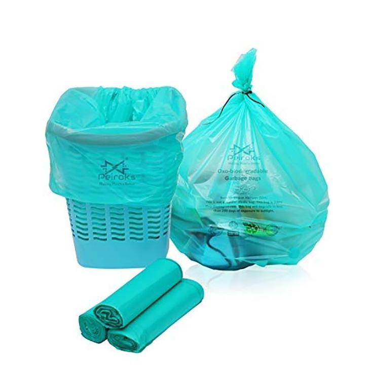 peiroks biodegradable garbage bags
