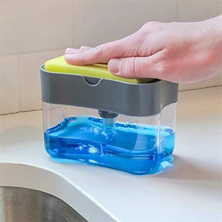 pokari soap dispenser