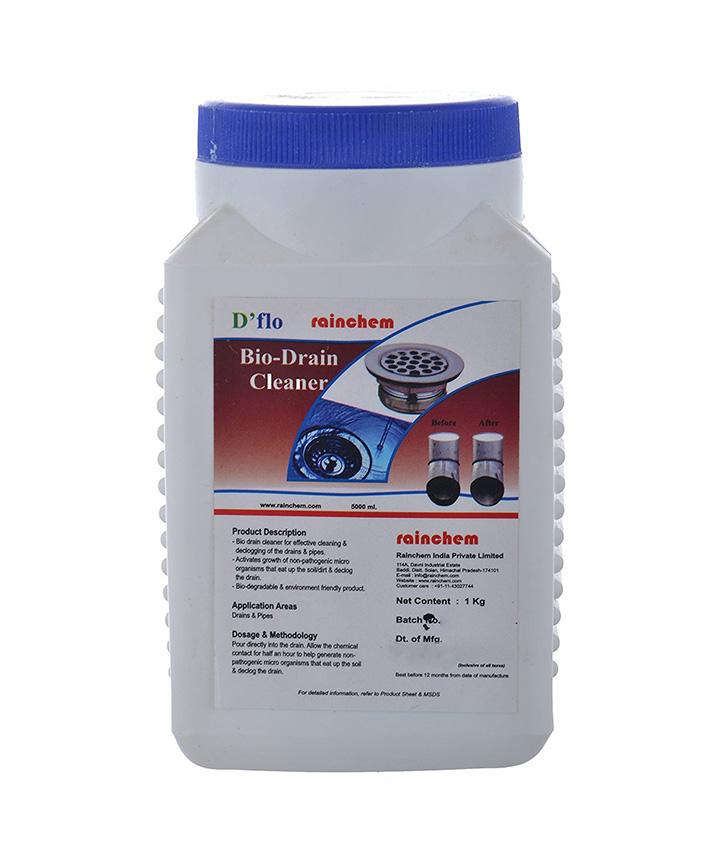 rainchem bio drain cleaner powder