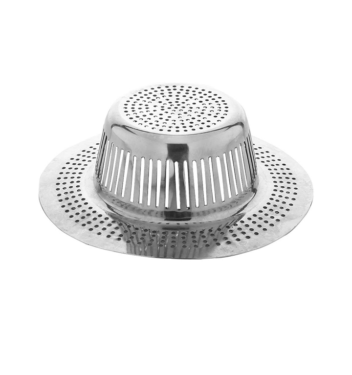 rupa's nest large stainless steel sink strainer