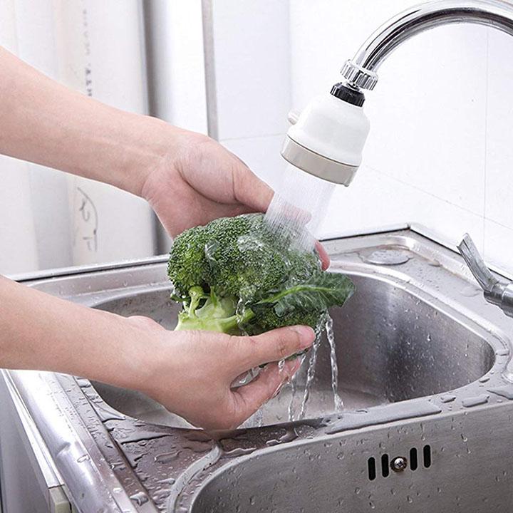 simxen 360 degree faucet