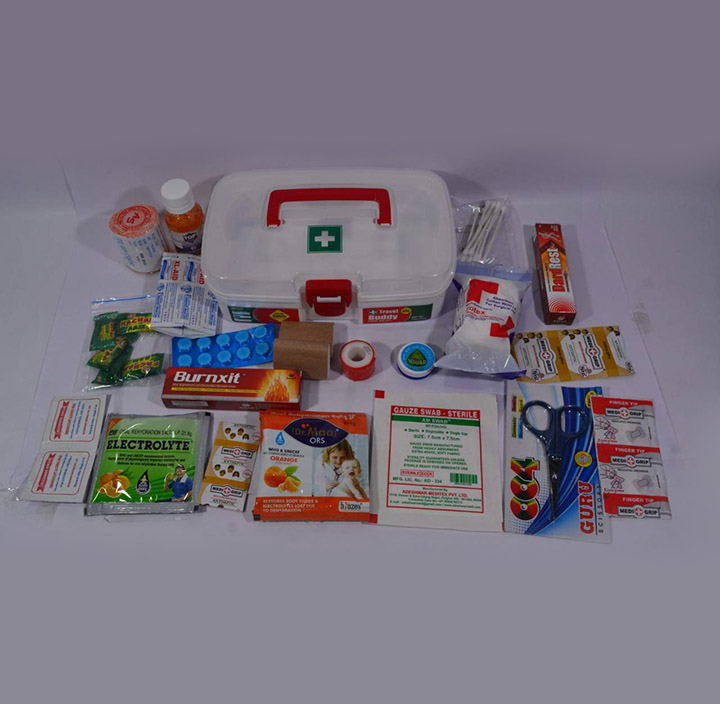 tool zone first aid kit