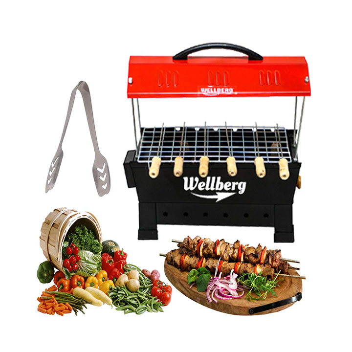 wellberg electric grill