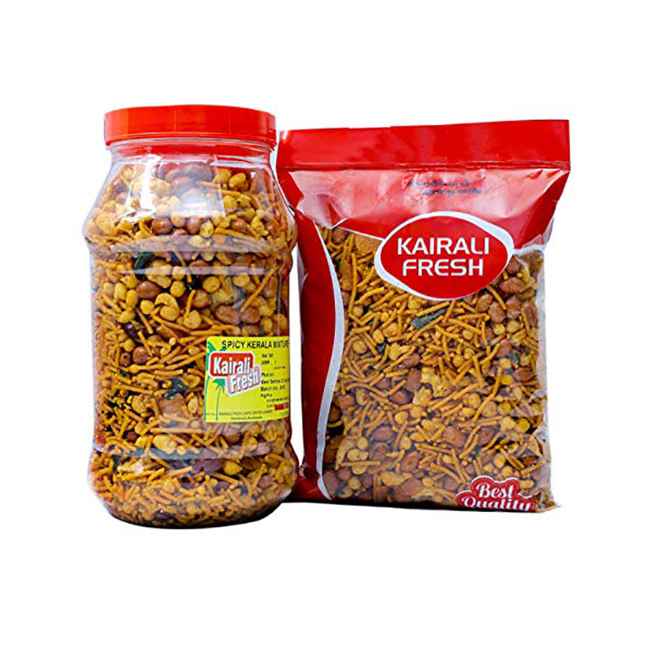 kairali fresh kerala spicy mixture