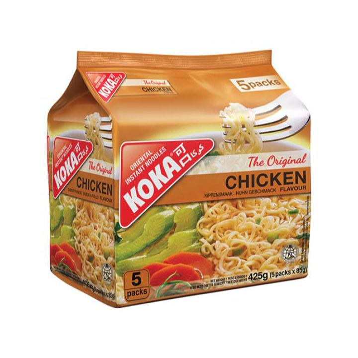 koka oriental instant noodles