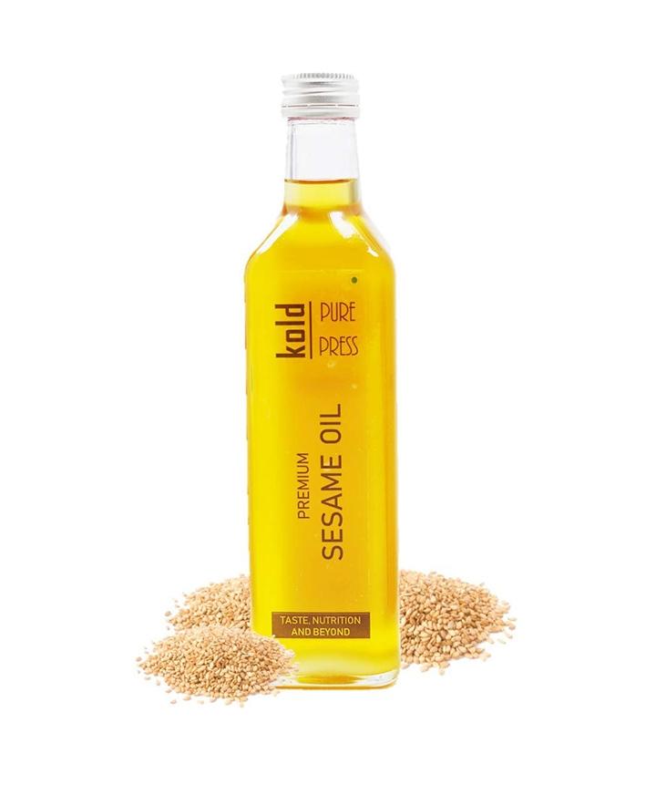 kold pure press sesame oil