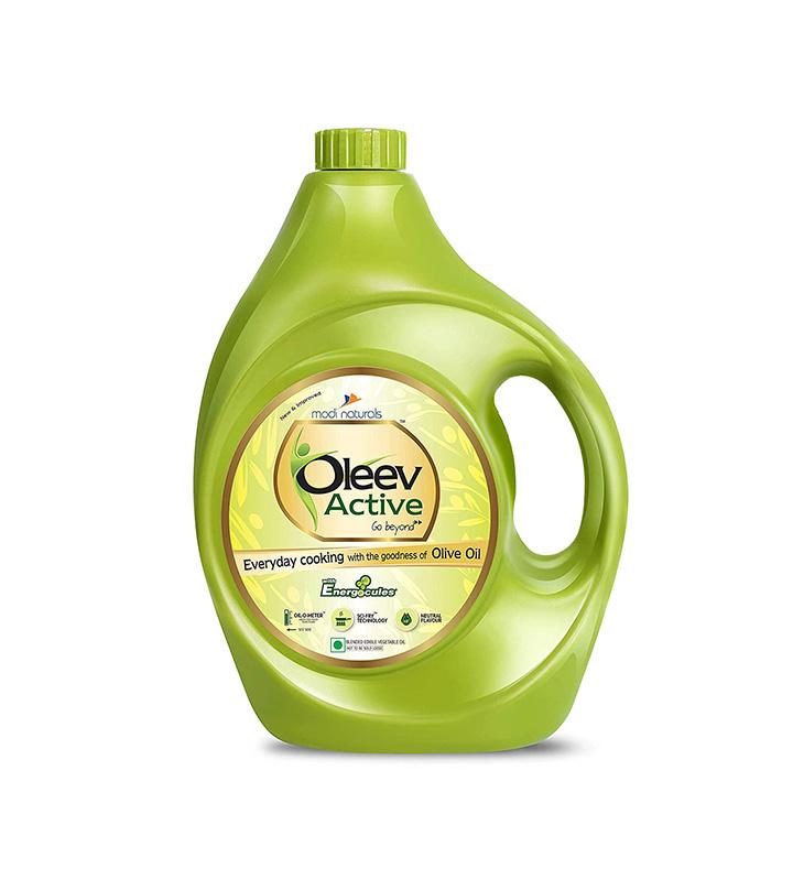 oleev active with goodness of olive oil jar 5l jar