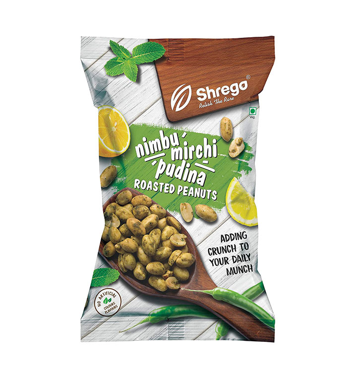 shrego roasted peanuts
